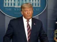Несколько крупных телеканалов прервали трансляцию выступления Трампа из-за слов о махинациях на выборах