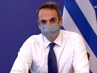 Власти Греции объявили трехнедельный локдаун на фоне роста заболеваемости коронавирусом