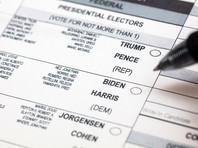 Адвокаты  Трампа подали в суд  петицию о повторном пересчете голосов в Джорджии