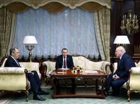 Лавров на встрече с Лукашенко отметил враждебность Запада к Белоруссии и РФ