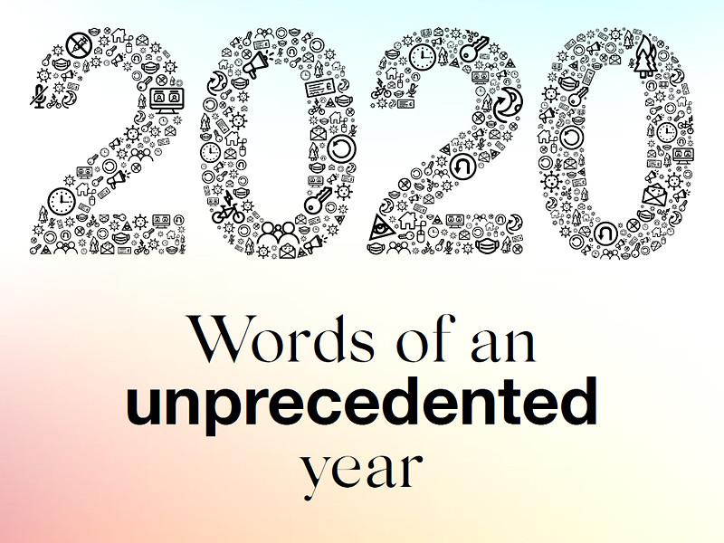 Составители Оксфордского словаря не смогли описать уходящий год одним словом