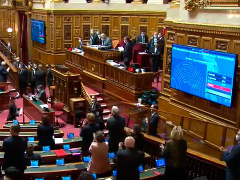 "Сенат Франции принял резолюцию о признании Нагорного Карабаха"" />"