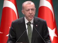 Президент Турции Реджеп Тайип Эрдоган во вторник после трехчасового совещания с правительством объявил об ужесточении ограничительных мер по всей стране для борьбы с распространением коронавируса SARS-CoV-2