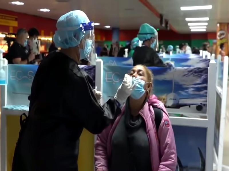 Кубинские власти вводят с 1 декабря для авиапассажиров санитарный сбор в размере 30 долларов, который покрывает стоимость ПЦР-теста на коронавирус