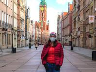 За восемь месяцев эпидемии коронавирусом в Польше заразились 439 тыс. человек, умерли 6,4 тыс., выздоровели 168 тыс.