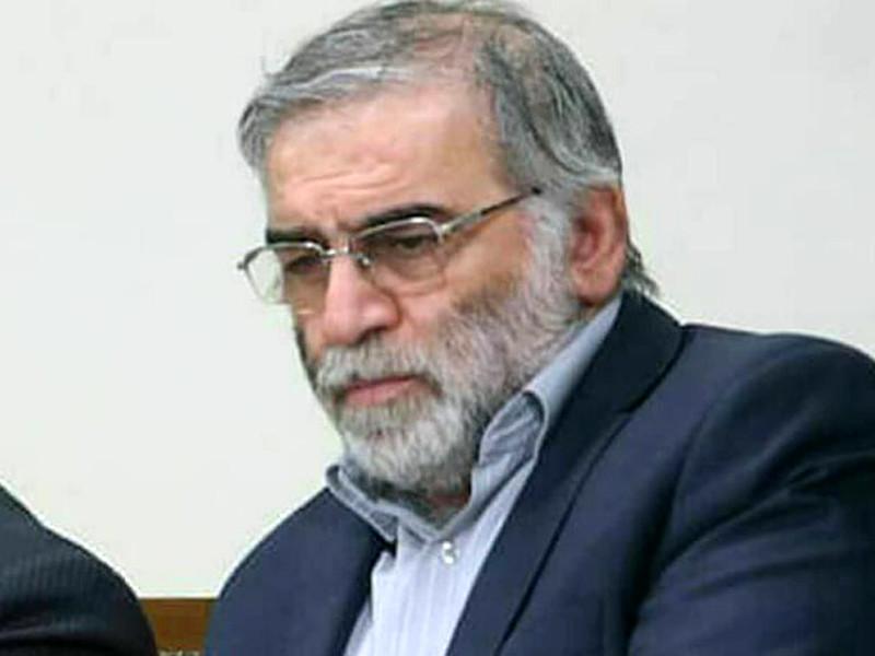 В Иране убит видный ученый-физик, считающийся участником военной ядерной программы