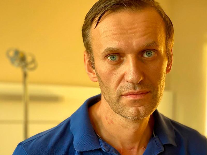 """В руках у немецких следователей оказались несколько предметов со следами """"Новичка"""", которым отравили Навального"""" />"""