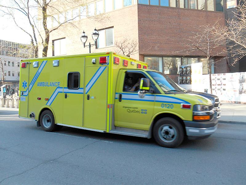 Нападение произошло в историческом центре города Квебека, столицы одноименной провинции Канады, близ Парламентского холма