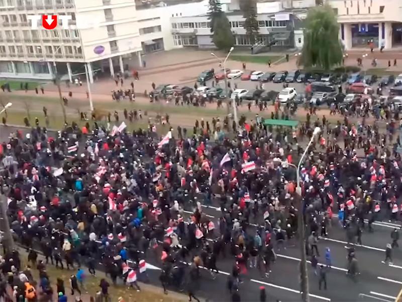 Минск, 8 ноября 2020 года