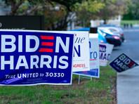 Джозеф Байден получил к настоящему времени, по свидетельству агентства Associated Press, 238 голосов выборщиков из 270, необходимых для избрания президентом. В активе Трампа пока 213 голосов членов коллегии выборщиков