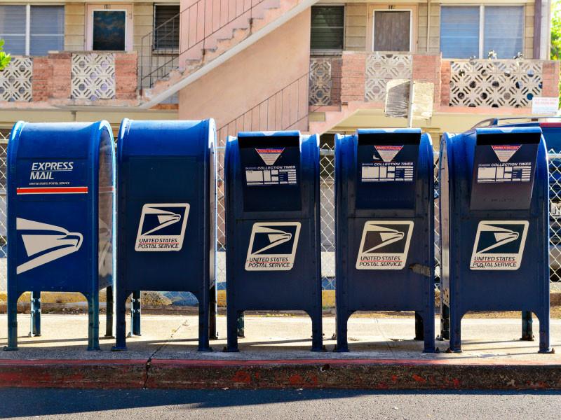Почта США не доставила ко дню выборов 150 тыс. бюллетеней
