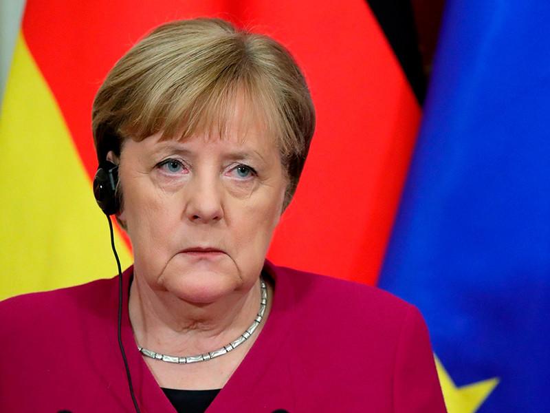 """Частичный локдаун в Германии продлили до конца года"""" />"""