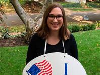 В сенат штата Делавэр впервые избрана женщина-трансгендер