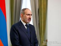 Пашинян назвал себя главным виновником конфликта в Нагорном Карабахе