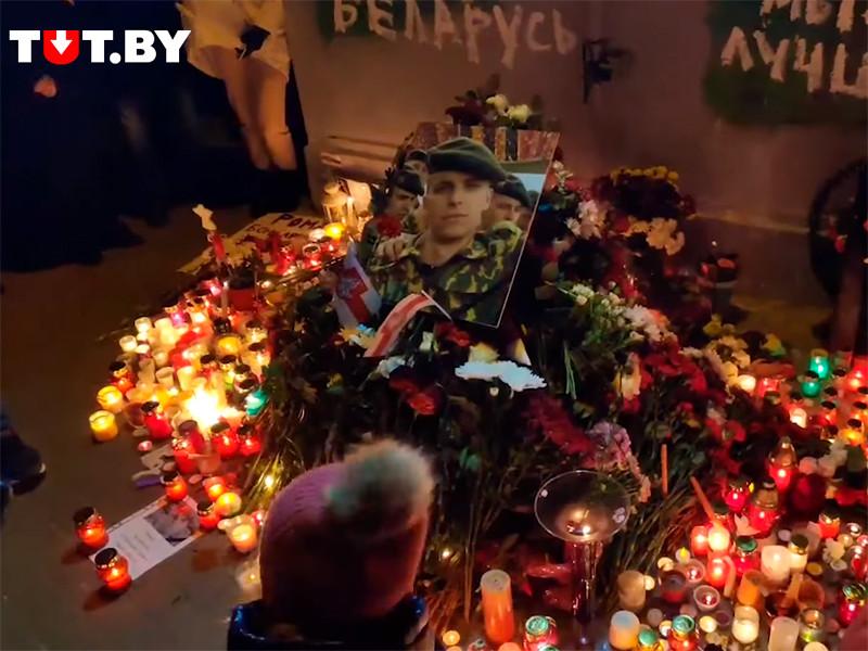 В Минске скончался Роман Бондаренко, избитый людьми в штатском и в масках