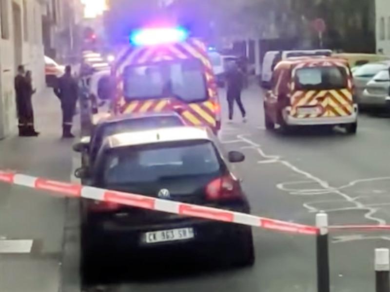 Мужчина, задержанный накануне по подозрению в вооруженном нападении на греческого священника православной церкви в Лионе, освобожден из-под стражи