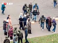 Минск, 1 ноября 2020 года
