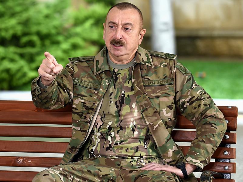 Ильхам Алиев встретился с военнослужащими, проходящими лечение в Клиническом медицинском центре номер 1