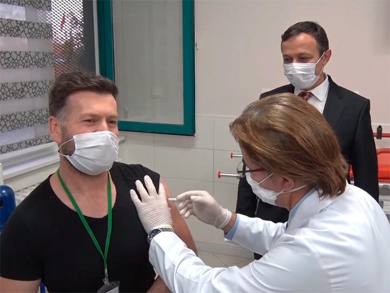 """Турция начала клинические испытания своей вакцины от COVID-19"""" />"""