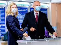 Выборы президента Молдавии признаны состоявшимися, свидетельствуют данные о ходе голосования на сайте Центральной избирательной комиссии страны