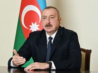 Алиев считает, что Азербайджан выполняет резолюции СБ ООН, воюя за территории в Карабахе