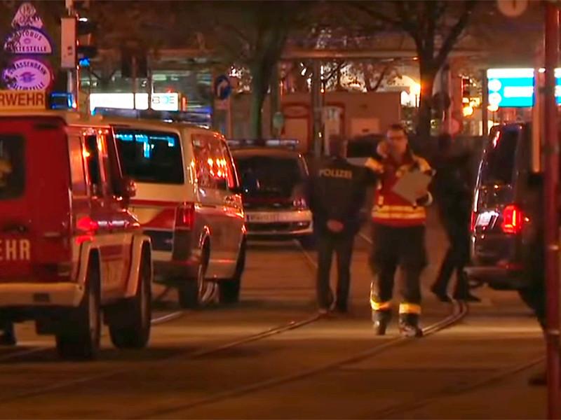 Теракт в Вене: стрельба велась в шести местах, число жертв выросло