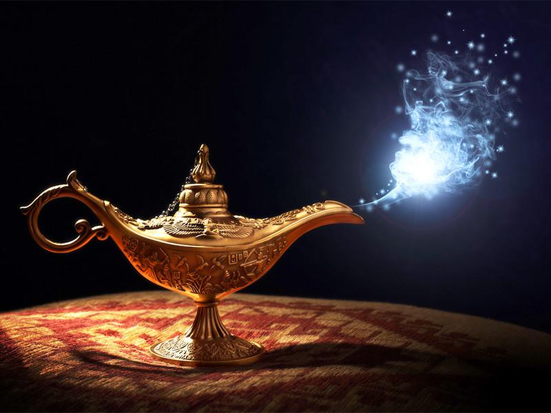 """В Индии задержаны подозреваемые в продаже """"лампы Аладдина"""", сумевшие """"вызвать"""" джинна"""