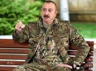 """Алиев объявил о победе в """"Отечественной войне"""" за Карабах и потребует контрибуцию у Армении"""