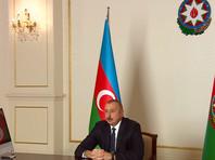 Алиев объявил о переходе Агдамского района под контроль Азербайджана в соответствии с трехсторонним соглашением