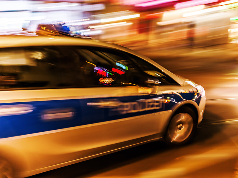 В германском Оберхаузене мужчина ранил холодным оружием четырех человек