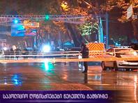 Неизвестный, захвативший в пятницу микрофинансовую организацию в Тбилиси на проспекте Церетели, задержан, заложники не пострадали