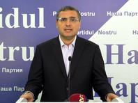 Занявший третье место на выборах президента Молдавии Ренато Усатый выступил против Игоря Додона