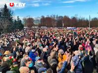 В пятницу в Минске прощались с 31-летним Романом Бондаренко, скончавшимся 12 ноября