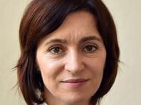 """Центральная избирательная комиссия Молдавии официально объявила главу проевропейской партии """"Действие и солидарность"""" Майю Санду победителем второго тура прошедших в стране президентских выборов"""