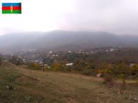 Перешедшие под контроль Азербайджана территории Нагорного Карабаха