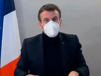 Президент Франции Эммануэль Макрон, у которого накануне подтвердился коронавирус, сообщил, что чувствует себе неплохо