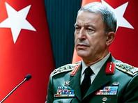 Министр обороны Турции  пригрозил сторонникам Хафтара ответным огнем в случае атаки