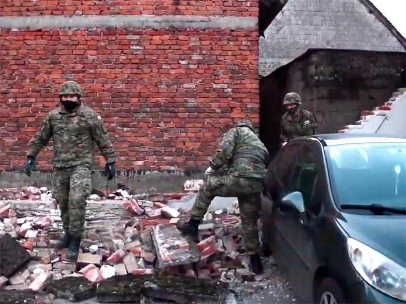 В Хорватии в результате землетрясение магнитудой 6,4 много пострадавших