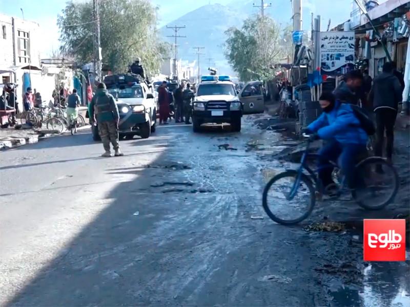 За последние 10 дней ноября в Кабуле произошло терактов со взрывами
