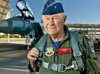 Легенда авиации Чак Йегер, первым преодолевший звуковой барьер, скончался в 97 лет