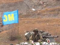 Российские миротворцы передали Нагорному Карабаху  тела 9 военных,  найденные в Гадрутском районе