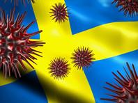 В Швеции установлен рекорд по заболеваемости COVID-19