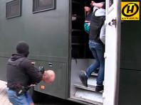 О задержании в Белоруссии 33 человек, которых назвали бойцами ЧВК Вагнера, стало известно 29 июля