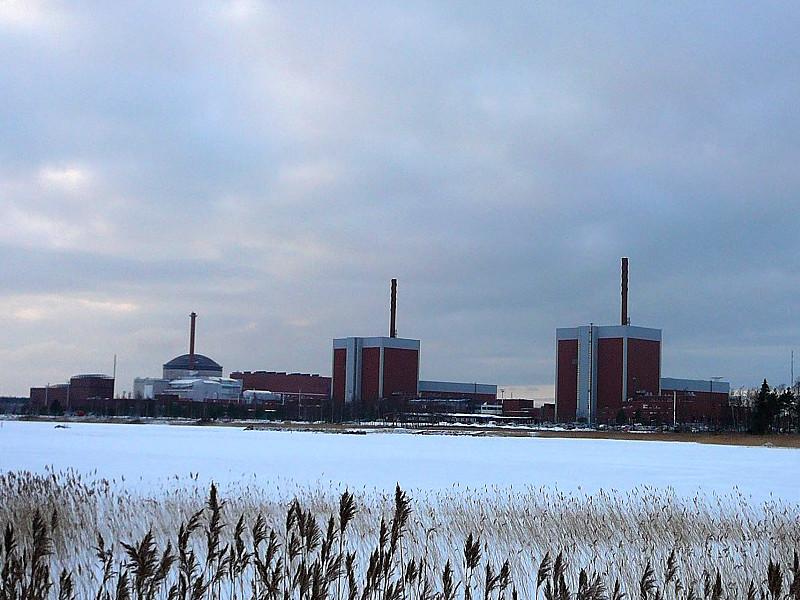 """Технический инцидент зафиксирован в четверг на втором энергоблоке атомной электростанции """"Олкилуото"""", расположенной на западе Финляндии"""