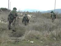 В Карабахе при разминировании дороги погиб российский офицер