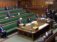 Палата общин одобрила соглашение об отношениях Лондона и ЕС после Brexit