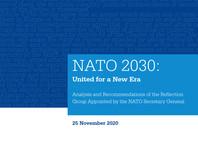 """Россия является для НАТО главной военной угрозой как минимум до 2030 года. Об этом говорится в докладе о реформировании альянса """"НАТО - 2030"""", который опубликован по итогам консультаций глав МИД альянса"""