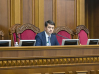 В расширенный санкционный список против Украины попали спикер Верховной Рады и депутаты партии Зеленского