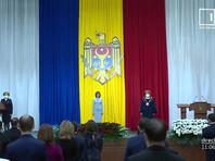 Избранный президент Молдавии Майя Санду официально вступила в должность и приняла присягу
