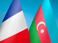 Баку вызовет посла Франции из-за принятия Нацсобранием резолюции по Карабаху